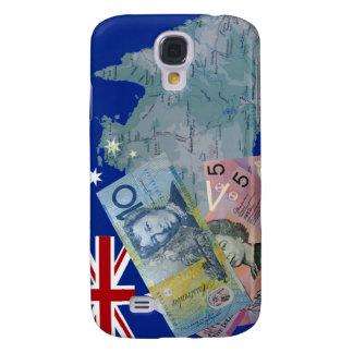 Australisches Geld Galaxy S4 Hülle