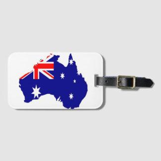 Australisches Land Gepäckanhänger