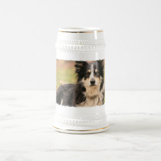 Australisches Schäfer-Bier Stein Bierglas
