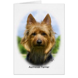 Australisches Terrier 9R044D-19 Karte