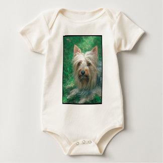Australisches Terrier Baby Strampler