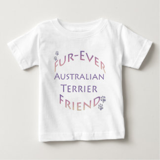 Australisches Terrier Furever Baby T-shirt