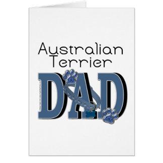 Australisches Terrier-VATI Karte