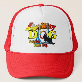Australisches Vieh-HundeAgility Truckerkappe