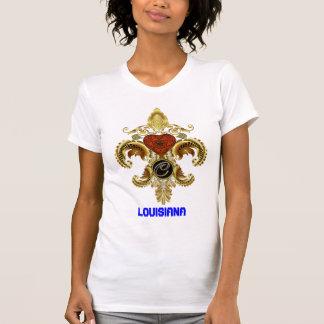 """Auswahl des Monogramm-Lilien-Buchstabe-""""C"""" Ihre T-Shirt"""