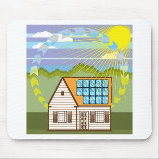 Auswechselbare Energie-SolarÖko leistungsfähig Mauspads