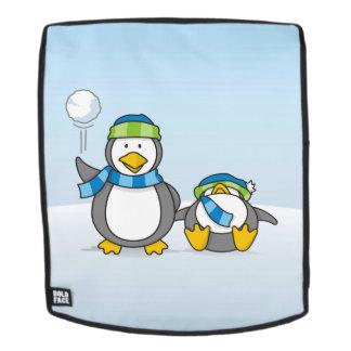 Ausweitende Pinguine Rucksack