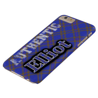 Authentischer Clan-Eliot schottischer Barely There iPhone 6 Plus Hülle