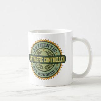 Authentischer Fluglotse Kaffee Tasse