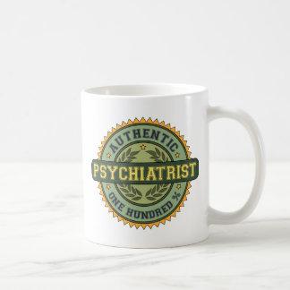 Authentischer Psychiater Kaffeetasse