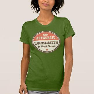 Authentisches Bauschlosser-(lustiges) Geschenk T-Shirt