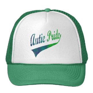 Autie Stolz-Hüte Baseball Mützen