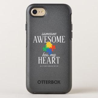 Autismus-Bewusstsein fantastisches jemand hat mein OtterBox Symmetry iPhone 8/7 Hülle