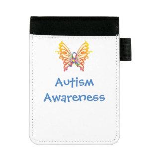 Autismus-Bewusstsein MiniPadfolio Mini Padfolio