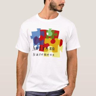 Autismus-Bewusstsein T-Shirt