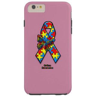 Autismus-Bewusstsein Tough iPhone 6 Plus Hülle
