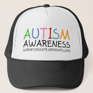 Autismus-Bewusstsein Truckerkappe