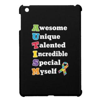 Autismus-Bewusstseins-Akronym iPad Mini Hülle