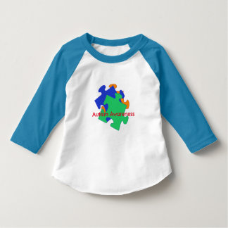Autismus-Bewusstseins-Kleinkind-Shirt T-Shirt