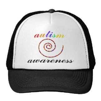 Autismus-Bewusstseinsexklusivprodukte! Baseballcaps