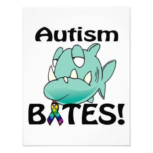 Autismus BISSE Individuelle Einladungskarten