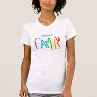 Autismus-Familie T-Shirt