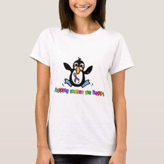 Autismus-Flattern macht mich glücklich T-Shirt