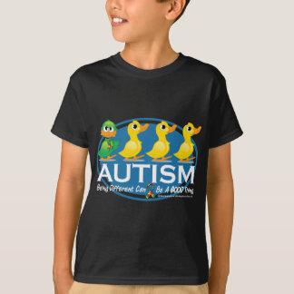 Autismus-hässliches Entlein T-Shirt