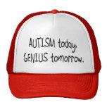 Autismus-heute Genie morgen Baseball Cap