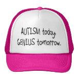 Autismus-heute Genie morgen Baseball Mütze