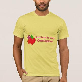 Autismus ist nicht ansteckend T-Shirt