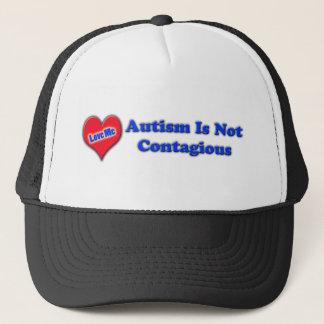 Autismus ist nicht ansteckend truckerkappe