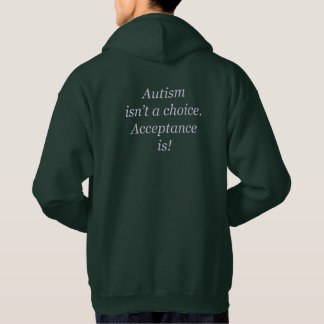 Autismus ist nicht eine Wahl Hoodie