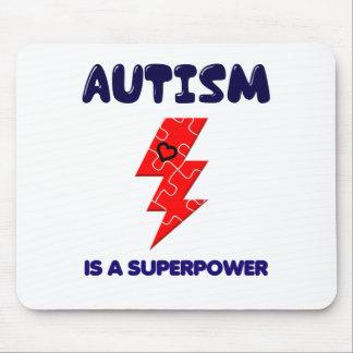 Autismus ist Supermacht, Mousepad