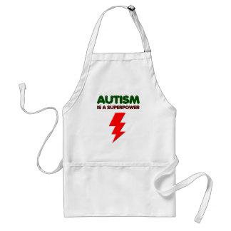 Autismus ist SuperPower, Kinder, Kinder, sich Schürze