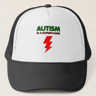 Autismus ist SuperPower, Kinder, Kinder, sich Truckerkappe