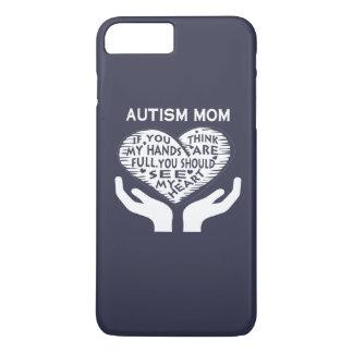 AUTISMUS-MAMMA iPhone 8 PLUS/7 PLUS HÜLLE