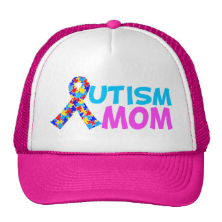 Autismus-Mamma Baseballmütze