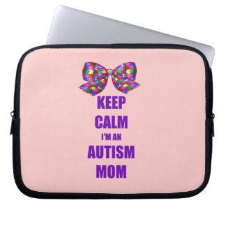 Autismus-Mamma Laptop Sleeve