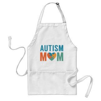 Autismus-Mamma Schürze