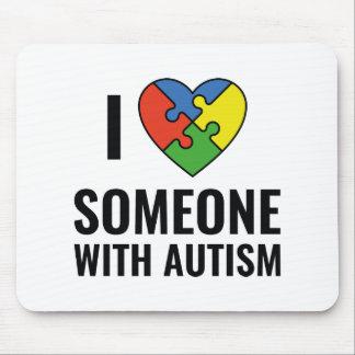 Autismus Mousepad