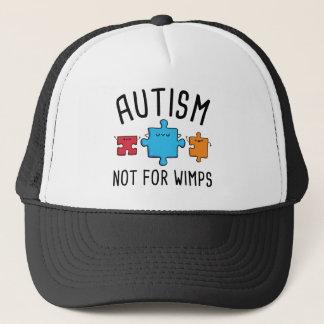 Autismus nicht für Wimps Truckerkappe