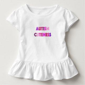 Autismus-Niedlichkeits-Shirt Kleinkind T-shirt