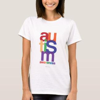 Autismus-Regenbogen-Bewusstsein T-Shirt