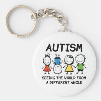 Autismus Schlüsselanhänger