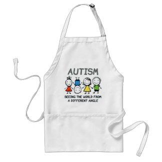 Autismus Schürze