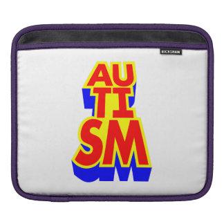 Autismus Sleeve Für iPads