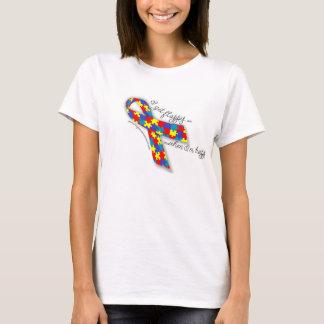 Autismus-Stolz - ich erhalte Flappy, wenn ich T-Shirt