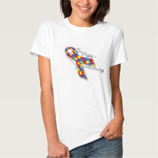 Autismus-Stolz - ich erhalte Flappy, wenn ich T Shirts