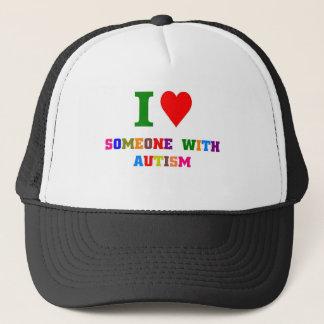 Autismus Truckerkappe